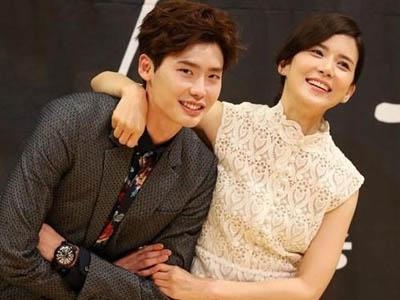 Lee Jong Suk Naksir Lee Bo Young Sungguhan?