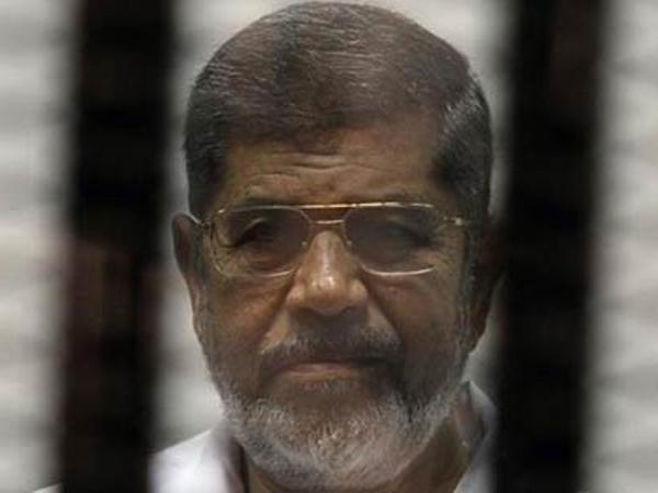 Mantan Presiden Mesir Mohammed Morsi Dihukum Mati