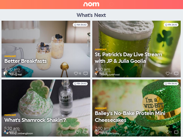 Pendiri YouTube Buat Layanan Live Video Streaming 'Nom' Bagi Pecinta Kuliner