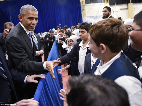 Ucapkan Selamat Lebaran, Ini Janji Presiden Obama Untuk Umat Muslim