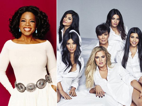 Diejek Tak Berbakat dan Tak Pantas Terkenal, Oprah Winfrey Bela Keluarga Kardashians