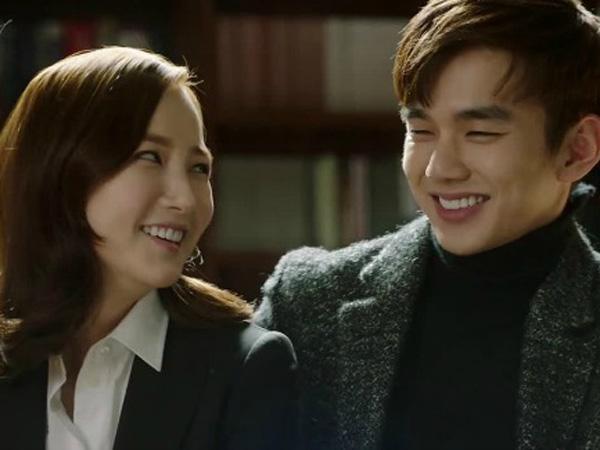 Ternyata Ada Rahasia Dibalik Adegan Ciuman Yoo Seung Ho dan Park Min Young di Drama Remember!