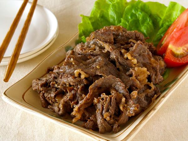 Santap Siang dengan Menu Ala Jepang Beef Yakiniku, Yuk!