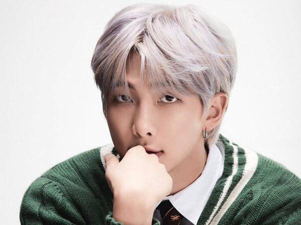 Bagikan Pesan Menyentuh di Hari Anniversary BTS, RM: Aku Mencintai Kalian Lebih dari Cinta
