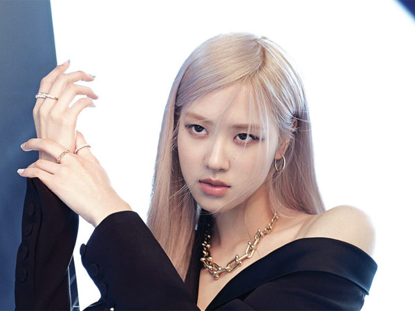 Rose BLACKPINK Terpilih Sebagai Duta Global Tiffany & Co.