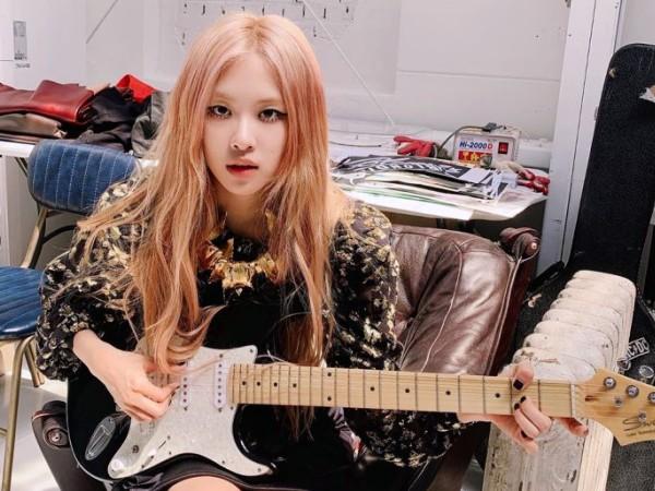 Rose BLACKPINK Mengaku Ingin Jadi Penyanyi Yang 'Tidak Cepat Puas'