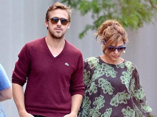 Anak Kedua Eva Mendes dan Ryan Gosling Lahir, Simak Nama Uniknya