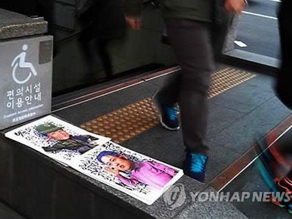 Sindir Presiden Korea Selatan Lewat Karyanya, Seniman Ini Didenda Puluhan Juta Rupiah!