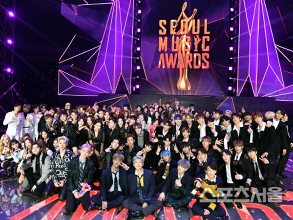 Daesang untuk BTS dan iKON, Inilah Pemenang Penghargaan 28th Seoul Music Awards