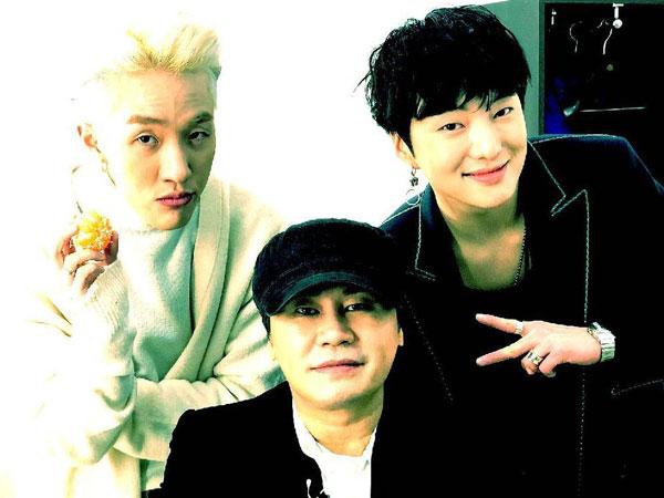 Setelah Mino, Giliran Seungyoon WINNER Jadi Juri Spesial 'Mix Nine'