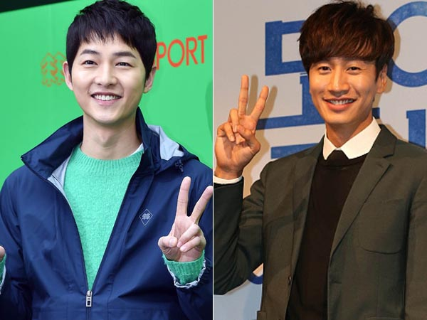 Kini Giliran Song Joong Ki Jadi Cameo Web Drama Terbaru Lee Kwang Soo