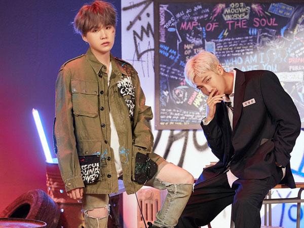 Ungkapan RM dan Suga BTS Soal Komentar Kebencian Kembali Jadi Sorotan