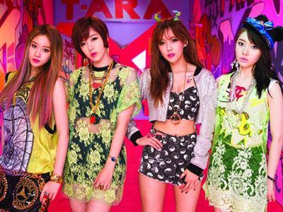 T-ARA N4 Sengaja Promosi di Amerika untuk Menghindari Kritikan di Korea?