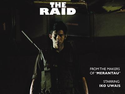 Media Asing Pilih The Raid Sebagai Salah Satu Film Terbaik 2012