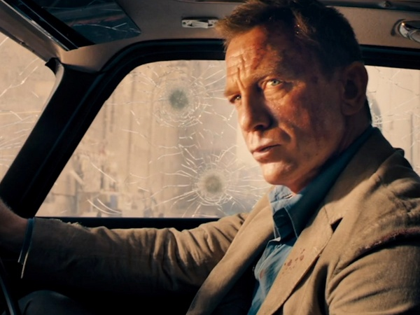 Trailer Film Terakhir Daniel Craig Seri 'James Bond: No Time To Die' Rilis