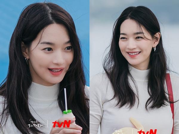 Shin Min Ah Tunjukkan Pesona Dokter di Drama Terbaru