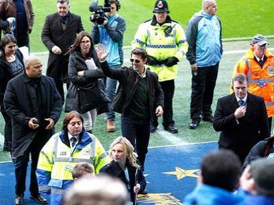 Demi Derbi, Tom Cruise Tonton Manchester