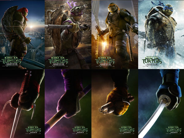 Rajai Box Office, 'Teenage Mutant Ninja Turtles' Siap Garap Sekuel Kedua?