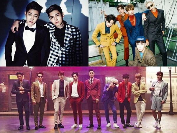 SM Entertainment Siapkan Parade Comeback Grup Idola K-Pop Seniornya di Tahun Ini!