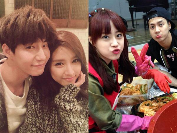 Siapa Sih Pasangan Seleb Korea yang Paling Diinginkan Untuk Pacaran Sungguhan di 2015?