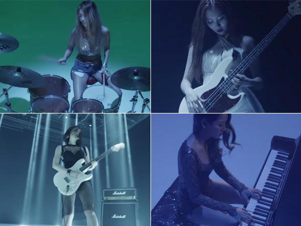 Tampil Seksi, Wonder Girls Akan Buat Kamu Tercengang Dengan Format Band-nya!