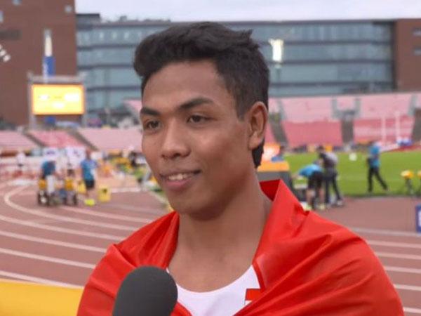 Bangga, Atlet 18 Tahun Indonesia Muhammad Zohri Ukir Sejarah Dunia Atletik 100 Meter!