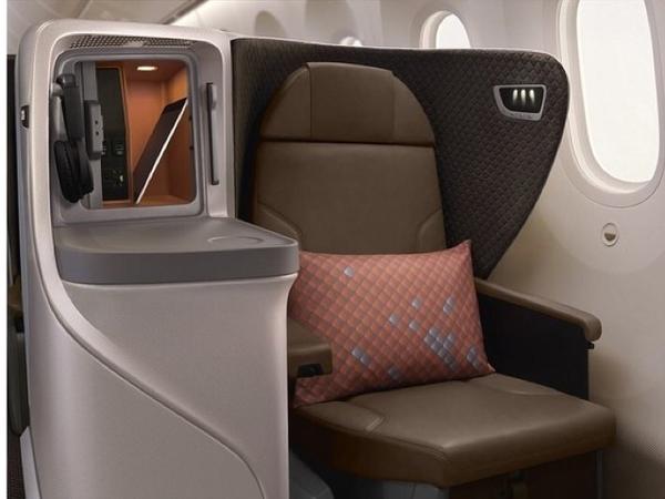 Mewah Bukan Main, Begini Foto Interior Pesawat Boeing Terbaru Singapore Airlines yang Jadi Pembeli Pertama