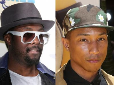 Tiru Nama, Will.I.Am Tuntut Pharrell Williams