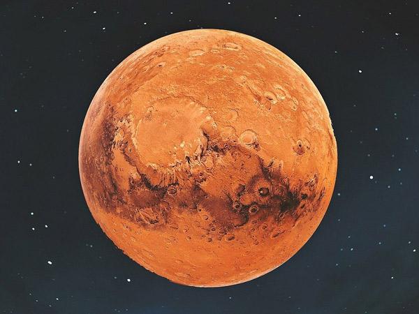 Jarak Mendekat, Mars Bisa Terlihat dari Bumi Sepanjang Bulan Oktober?