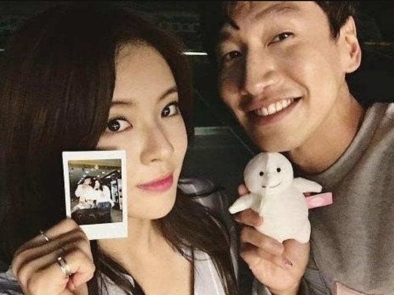 Lee Sun Bin Buka-bukaan Soal Pacarannya dengan Lee Kwang Soo yang Semakin Kuat
