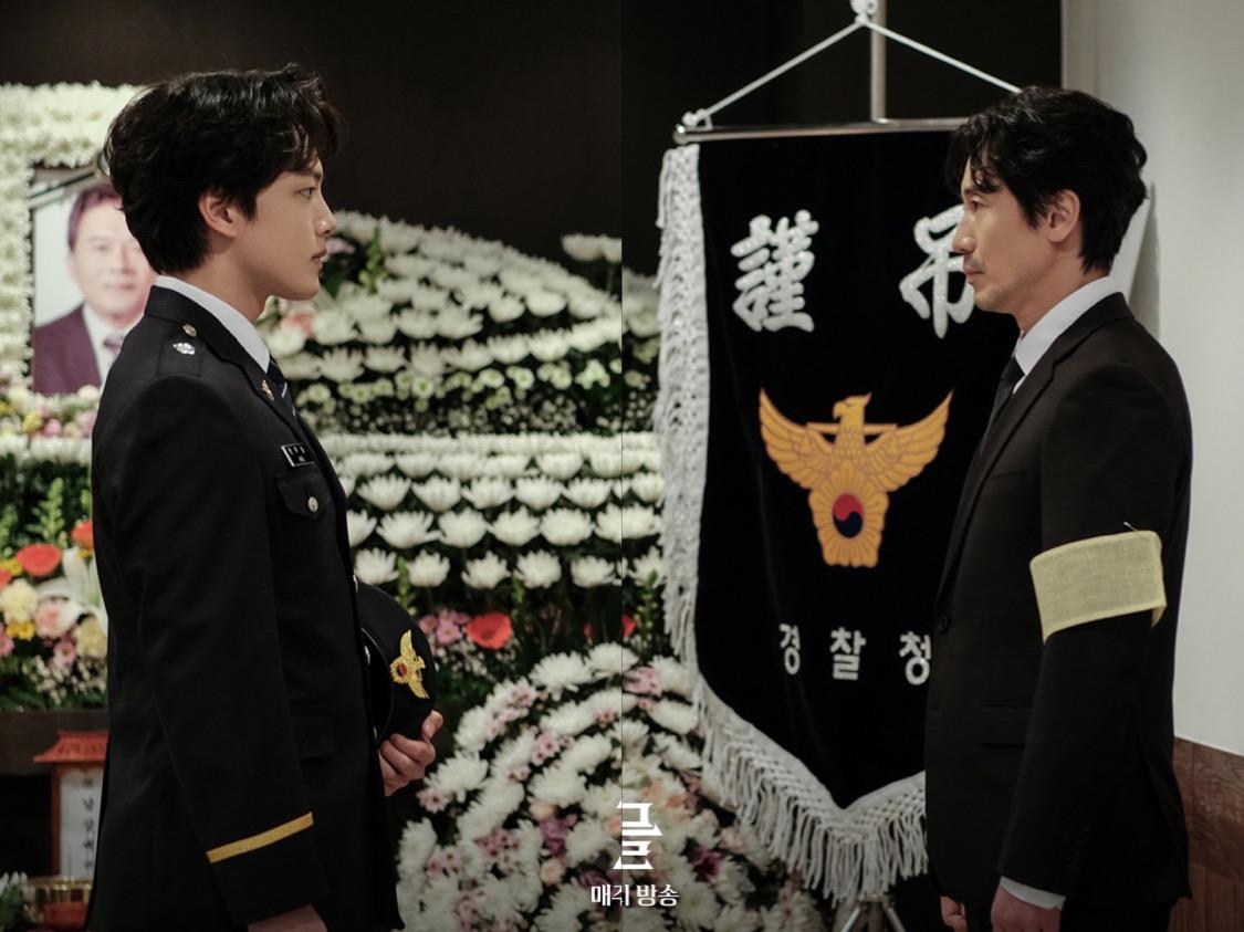 Babak Baru Pertarungan Psikologis Shin Ha Kyun dan Yeo Jin Goo di Episode Baru Beyond Evil