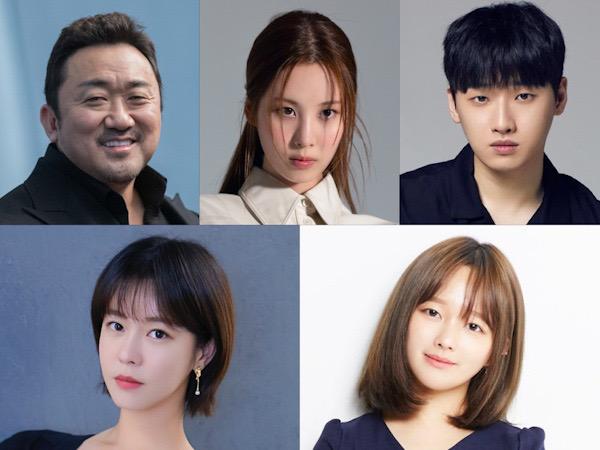 Ma Dong Seok, Seohyun SNSD Hingga Kyung Soo Jin Bintangi Film Pemburu Iblis