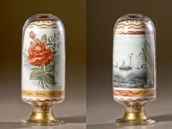 Wah, Hebatnya Seni Pasir Dalam Botol Kaca Ini