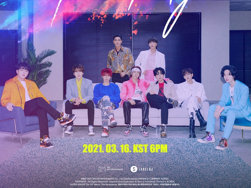Album Baru Super Junior Puncaki iTunes Top Albums di Berbagai Negara