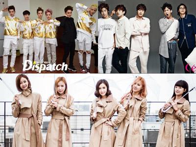 EXO-M, B1A4, Crayon Pop dan Lainnya Siap Tampil di Rangkaian Festival Musik Korea di Amerika!