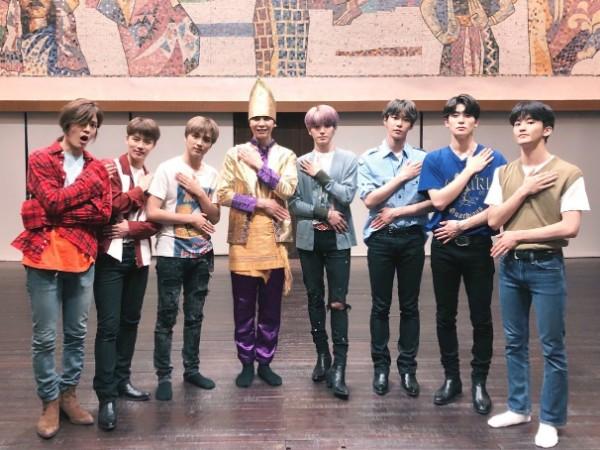 Intip Keseruan NCT 127 Belajar Tari Saman, Siapa yang Terbaik?