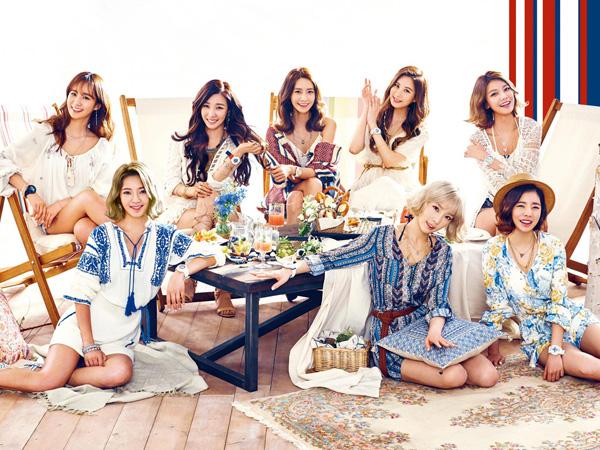 Sembilan Tahun Debut, SNSD akan Rilis Lagu Spesial Lewat SM 'Station'!