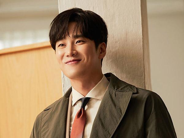 Penampilan Baru Ahn Bo Hyun untuk Drama Kairos