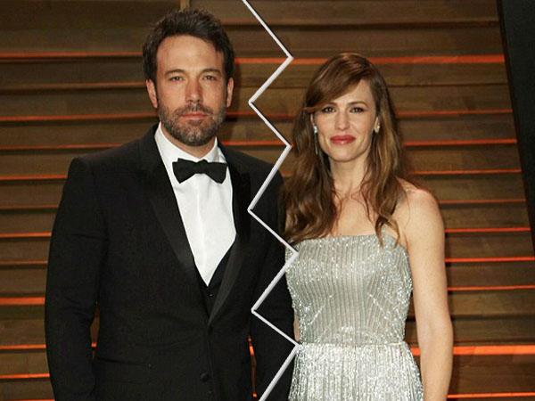 Tak Lagi Tinggal Bersama, Ben Affleck dan Jennifer Garner Akan Bercerai
