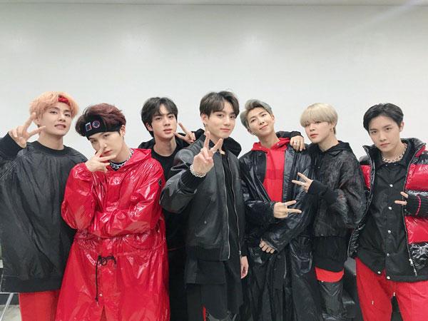 BTS 'Fake Love' Rebut Gelar 'Gangnam Style' Jadi Lagu K-Pop Paling Banyak Didengar di Spotify
