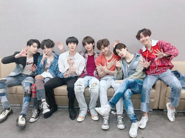 Pertama Kalinya, Album Korea BTS Dapat Sertifikat Gold di Jepang