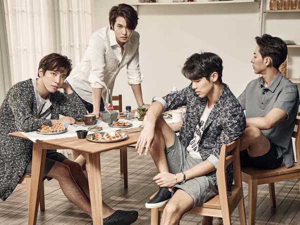Diduga Terkait Kasus yang Menjerat Dua Membernya, CNBLUE Batal Tampil Di 'KCON LA 2016'