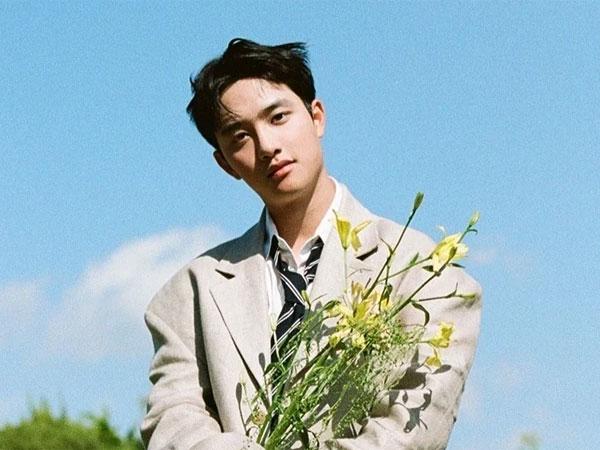 D.O EXO Masuk Daftar Solois dengan Penjualan Album Tertinggi dalam Sejarah Hanteo