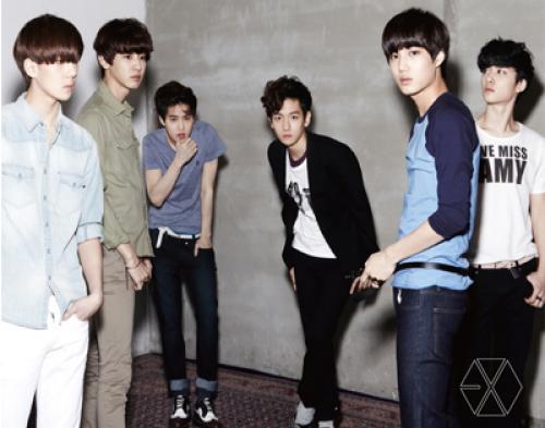 EXO Siap Rilis Lagu 'Mama'