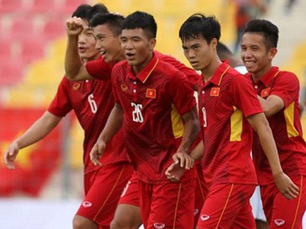 Curhatan Timnas Vietnam Asian Games 2018 yang Terpaksa Latihan di Aspal Karena Tak Dapat Lapangan