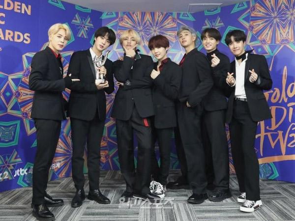 Dominasi BTS, Berikut Daftar Lengkap Pemenang GDA 2019 Hari Kedua Kategori Fisik