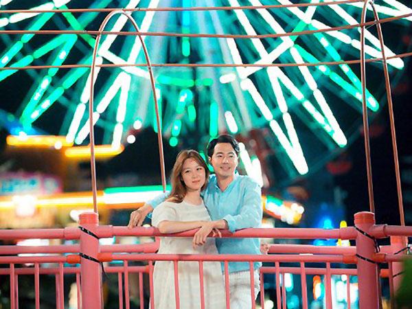 Intip Romantisnya Gong Hyo Jin & Jo In Sung Berkencan di Okinawa