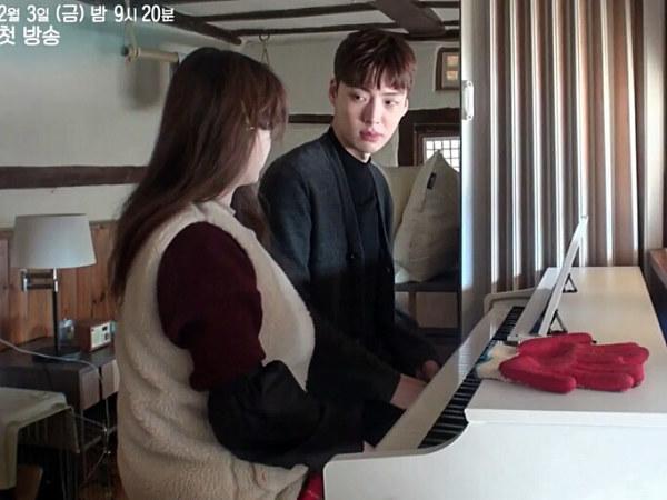 Bikin Baper, Gemasnya Pasangan Goo Hye Sun dan Ahn Jae Hyun di Teaser 'Honeymon Diary'!