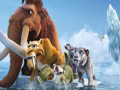 Ice Age: Continental Drift Tumbangkan Spiderman