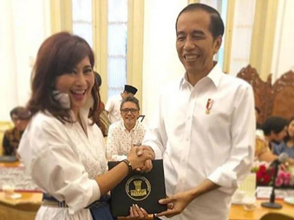 Disomasi Pemprov DKI Jakarta, Ike Muti Beri Klarifikasi